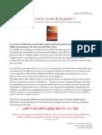 a671bd5ea3 Quel Est Le Secret De La Priere? (Ibnu-l-Qayyim)
