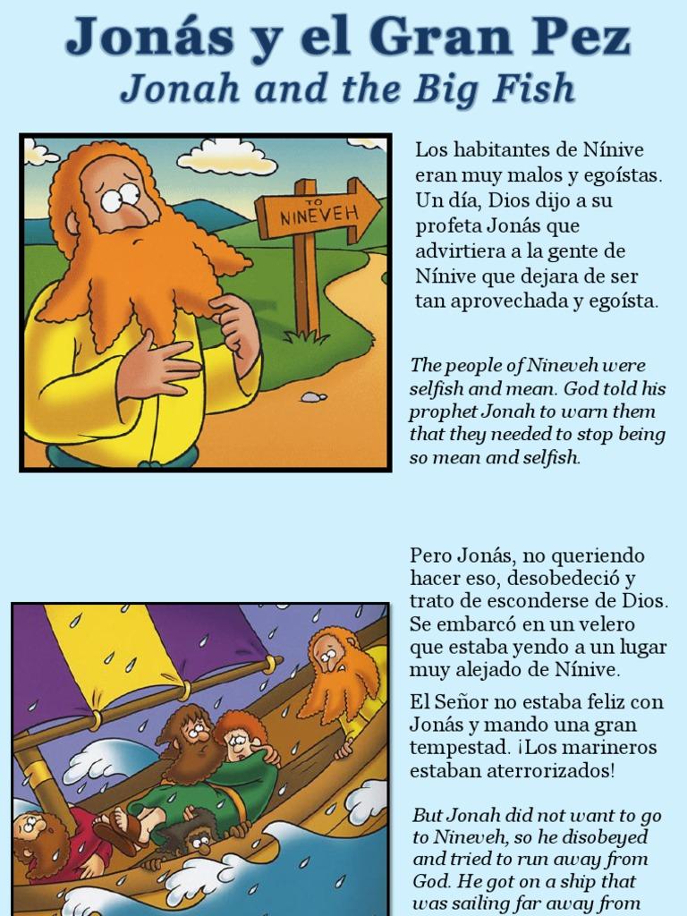 La Historia De Jonas. La Historia De Jonas With La Historia De Jonas ...