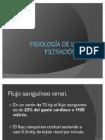 Fisiología de la filtración