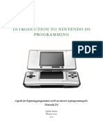 Introduction to Nintendo DS Programming