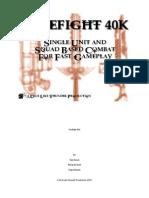 DLT Firefight40k