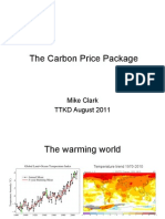 Carbon Price Package