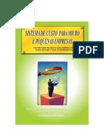 Sistema de Custo Das Micro e Pequenas Empresas