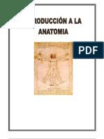 Intro. Anatomia