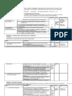cronograma asignatura estatal 2011-12