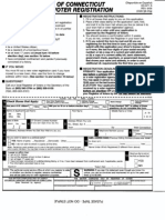 Merged Voter Forms