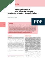 Esquizofrenia y Funciones Cognitivas