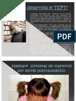 Trastorno de Estres Post Traumatico (Tept) y Comunicacion Familiar