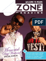 Ozone Mag Memorial Day 2007 special edition