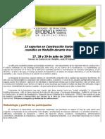 PresentacionSeminarioInternacionalEficiencia