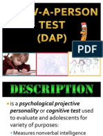 Draw a Person Test