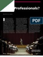 JFQ58!62!68_Bond - Are We Professionals (NCOs)