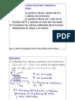 Clase 06 Calculo Vectorial