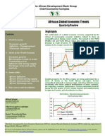 1Q2011-Africa and Global Economic Trends