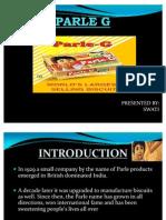 Parle Presentation