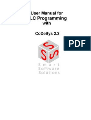 CoDeSys Manual V2p3 | Subroutine | Control Flow