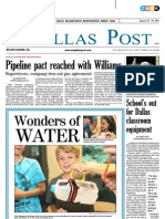 The Dallas Post 08-21-2011