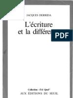 Jacques.derrida.L'Ecriture.et.La.difference