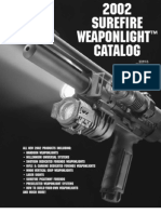 29266229 Surefire Weapons Catalog 2002