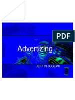 Advertizing