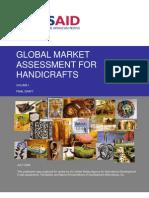 Global Market Assessment for Handicrafts