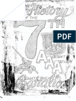 WWII 7th Anti-Aircraft Artillery