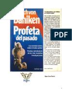Profeta Del Pasado - Erich Von Daniken