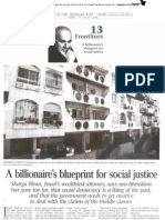 Shraga Biran - A billionaire's blueprint for social justice