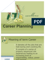 9 Career Planning