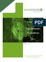 KLG Advisors IT Market View