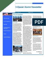 El Djazair Alumni Newsletter - August 2011