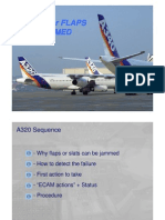 a320-Slats or Flaps Jammed
