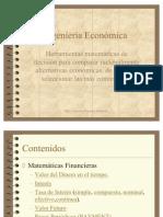 Ing. Económica