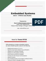 Embedded System Unit V (Prepared by N.Shanmugasundaram)