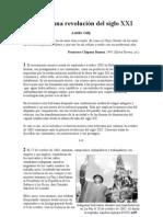 Bolivia, Una Revolucion Del Siglo XXI