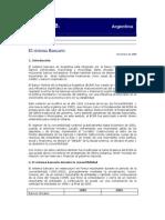 Arg DBA Sistema Bancario 20051120
