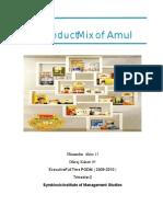 28134383 Product Mix Amul