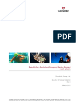 Basic Offshore Survival and Emergency Training Standard