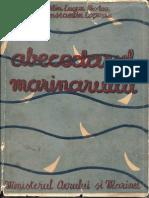 Abecedarul Marinarului copaciu Imprimeria Nationala-Ministerul Aerului Si Marinei 1939)