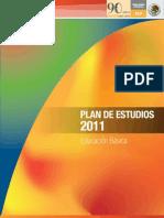 Plan de estudios 2011. Educación Básica