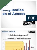 Presentación Acceso y Financiamiento