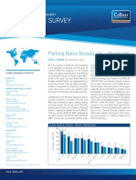 Global Colliers Parking Rate Survey 2011