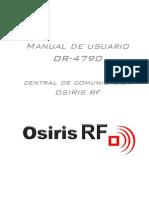 Domodesk Manual Osiris Rf