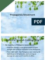 Propaganda Movement (1)