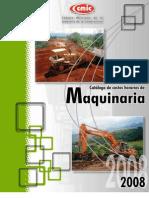 Costos - CMIC Catalogo de Costos Horarios de Maquinaria 2008