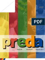 PREDA Newsletter