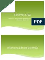 Uninter - CRM - sesión 04 - interconexión de sistemas