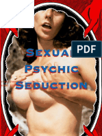 Sexual Psychic Seduction