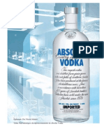 Marketing Absolut