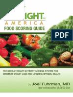 ERA Food Scoring Guide eBook